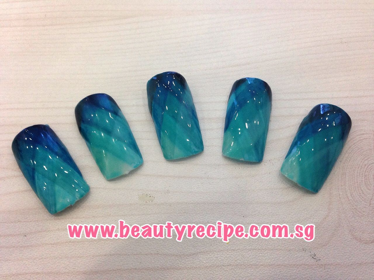Nail art design tutorial graduation gel nails of diamond shapers nail art design tutorial graduation gel nails of diamond shapers from light to dark on the prinsesfo Image collections