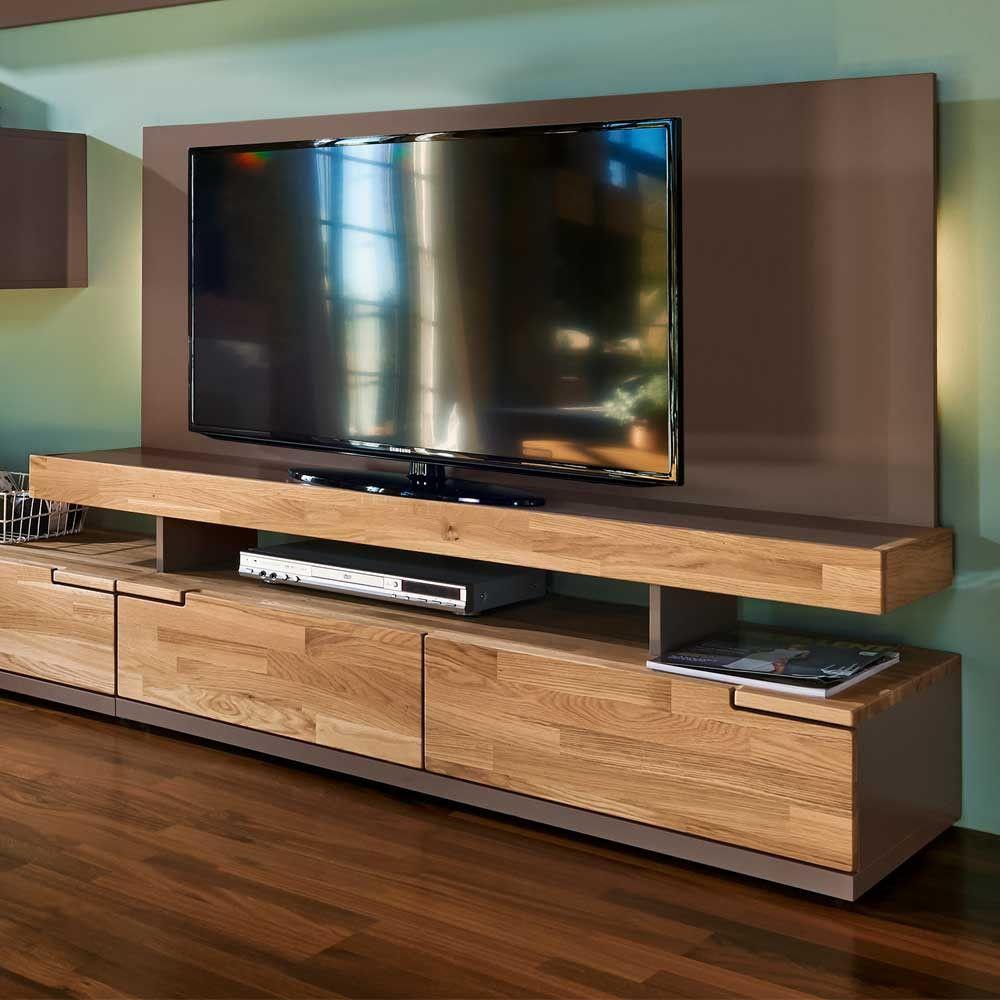 Tv Lowboard Massivholz 2 Lowboard Massivholz Modernes