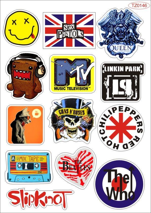 $2.99 (Buy here: http://appdeal.ru/4snz ) Pop Rock Music Band Logo ...
