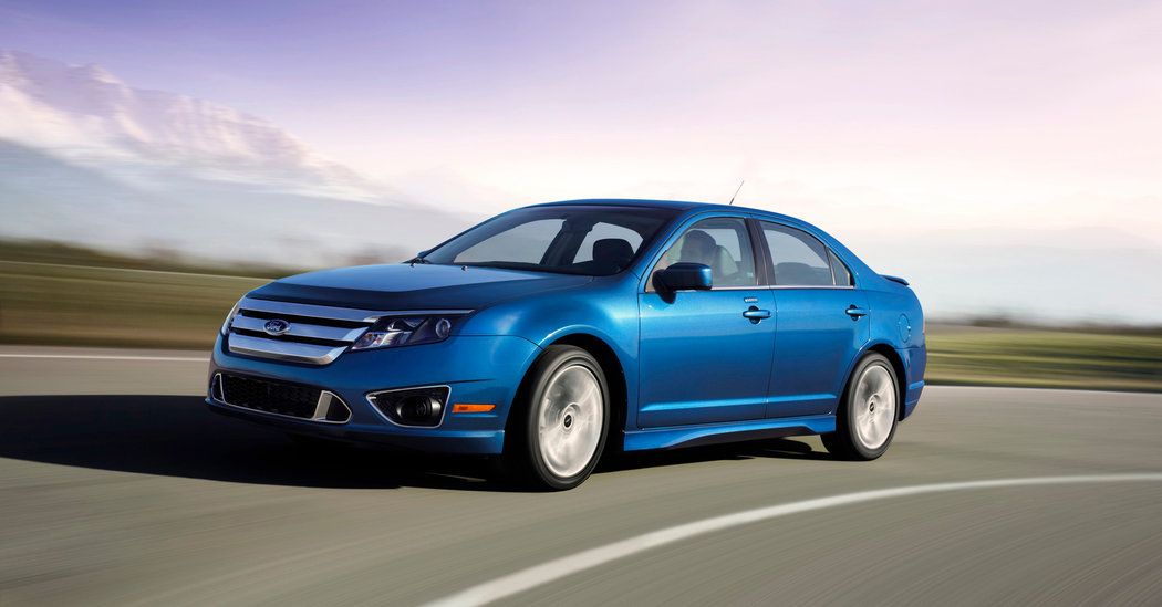 Blue Streak Daily on (With images) Ford fusion, New cars