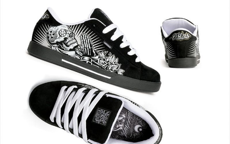37b1a5e3fd2 Osiris Skull Shoes Shoes Osiris Shoes Pinterest Shoes, Cute