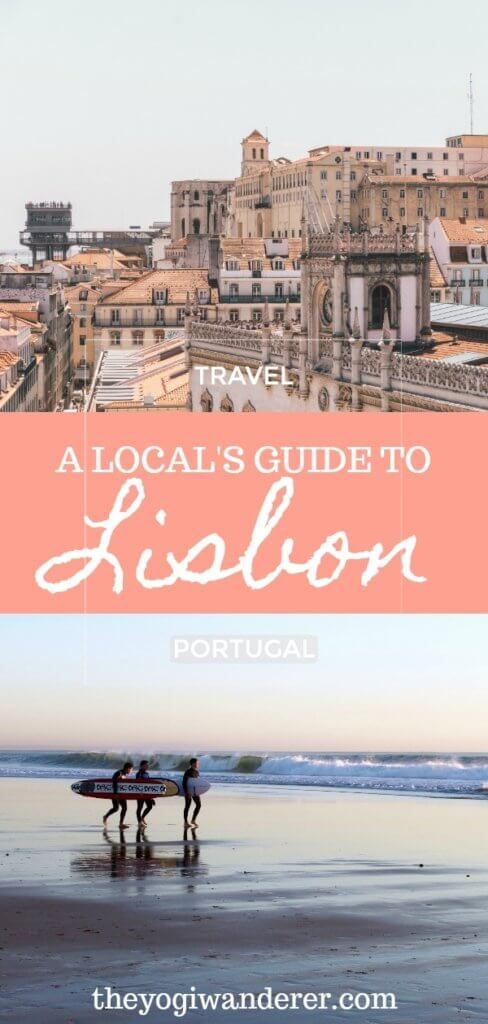 3 Days in Lisbon: The Ultimate Lisbon Itinerary by a Local #lisbon