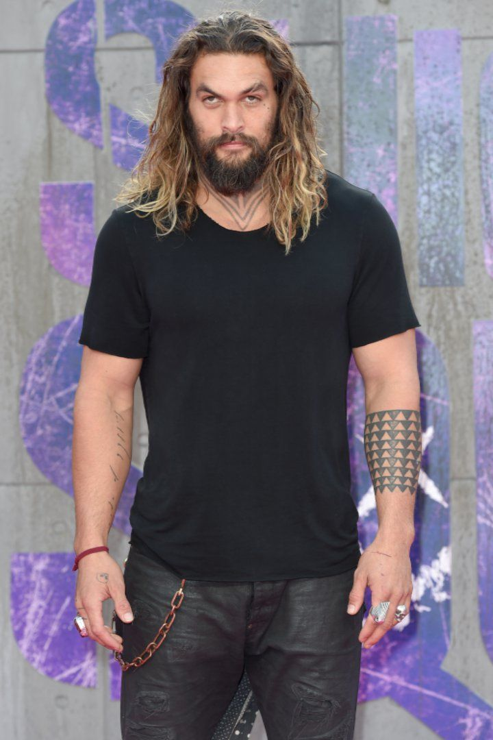 160bf9236 Your Comprehensive Guide to Jason Momoa's Many Tattoos | Jason Momoa ...