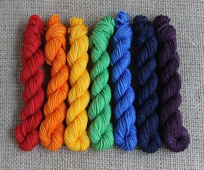 House Gnome yarn base