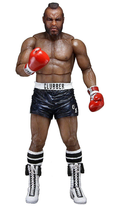 6c139127 NECA Rocky III IV Figure Ivan drago Rocky Balboa Clubber Lang 40th  Anniversary Boxer PVC Figure