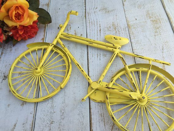 Famous Bicycle Wall Decor Vignette - Wall Art Design ...