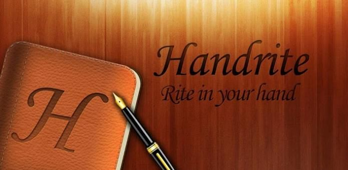 Review Handrite Notes Notepad Android App >>> click the