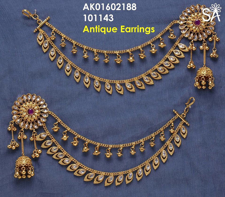 New earrings set DM us for more info Indianjewellery