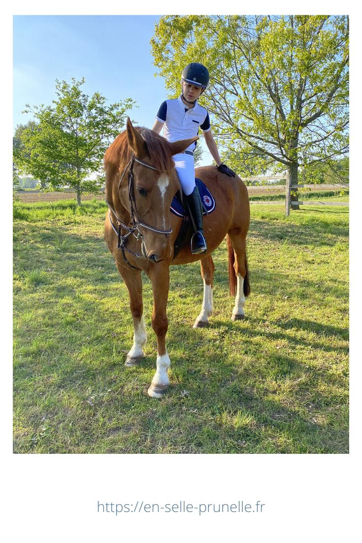 Equipement équestre de qualité pour jeunes cavaliers et chevaux   Mode équestre, Pantalon ...
