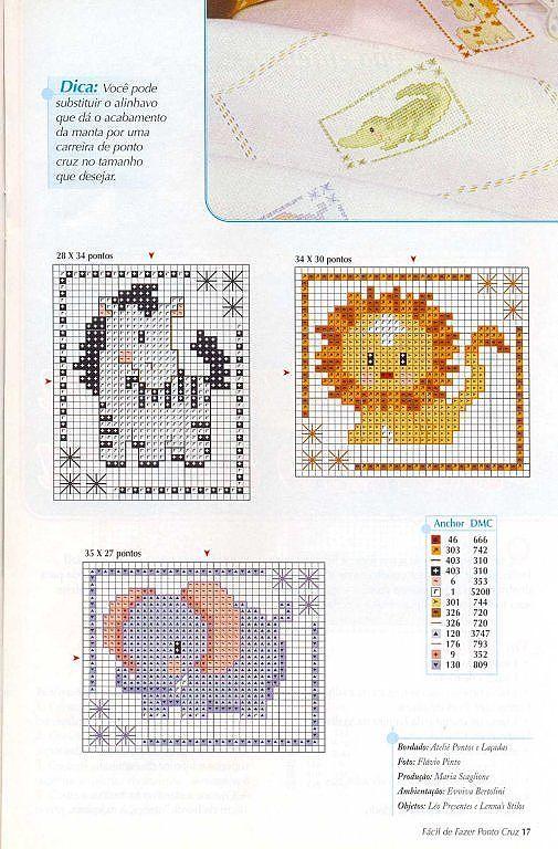 Solo Patrones Punto Cruz   Punto de Cruz   Pinterest   Cross stitch ...