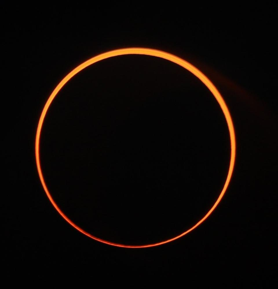 Today's Eclipse Of The Moon Kicks-Off An 'Eclipse Season' Crowned By A Summer 'Ring Of Fire' FORBES 6/4/20 An annular solar eclipse visible from Indonesia on December 26, 2019. ANADOLU AGENCY VIA GETTY IMAGES