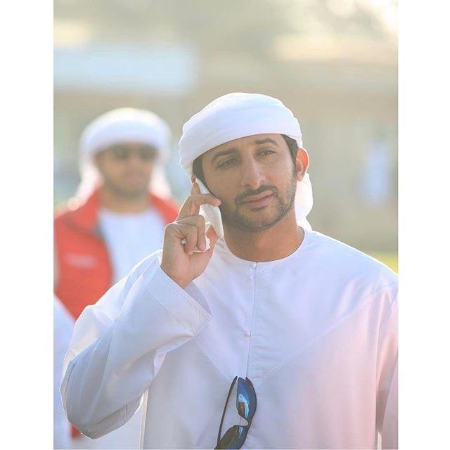 Juma bin Dalmook bin Juma Al Maktoum, 07/01/2017. Vía: mrs_almaktoum