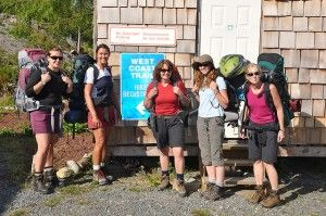 Good article on Women's Backpacking Backpacks