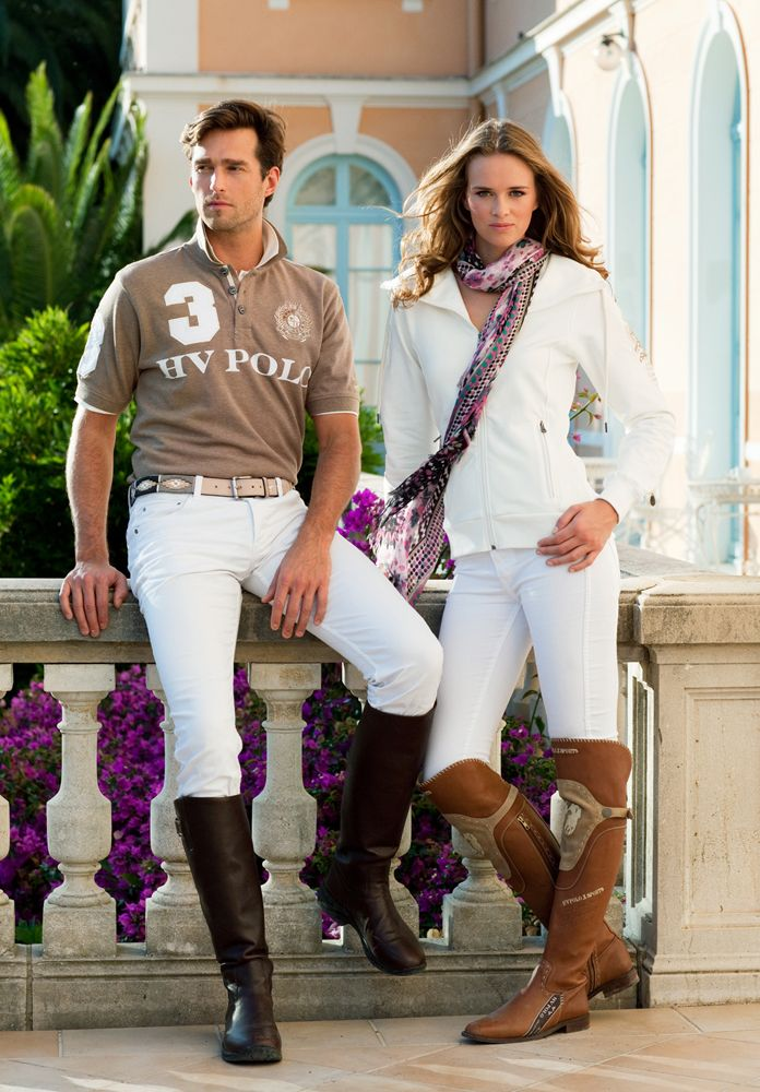 Hv Polo Summer 2014 Country Equestrian Gear In 2019