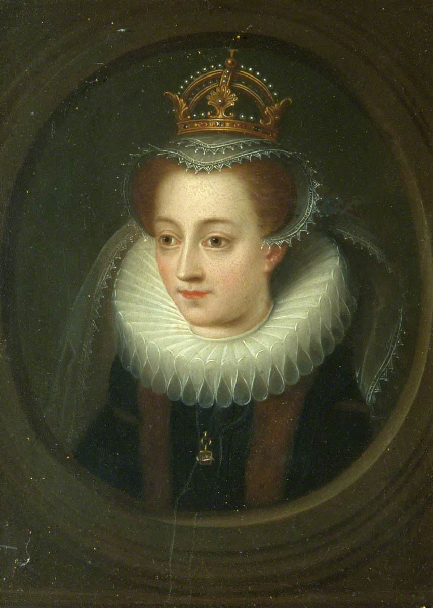 Photo of Mary, Queen of Scots (The Antwerp Portrait)