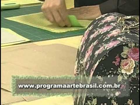 Cartonagem - Maleta I