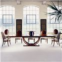 Omni Dining Table By Century Baer S Furniture Dining Room