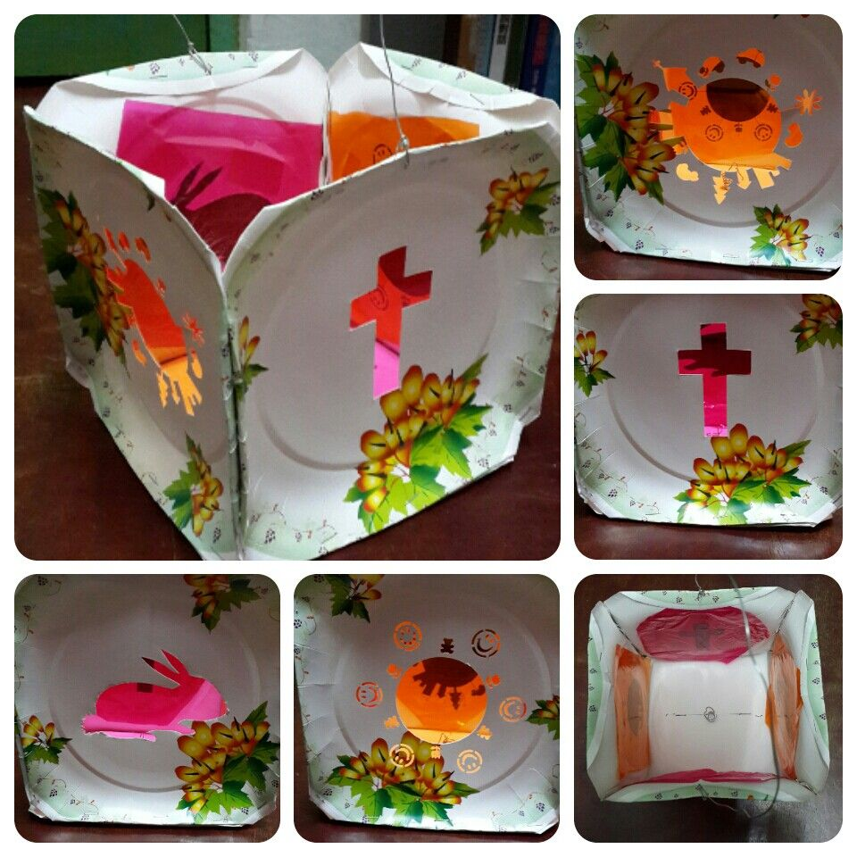 DIY Lantern With Sunday School Children For Moon Festival CelebrationMid