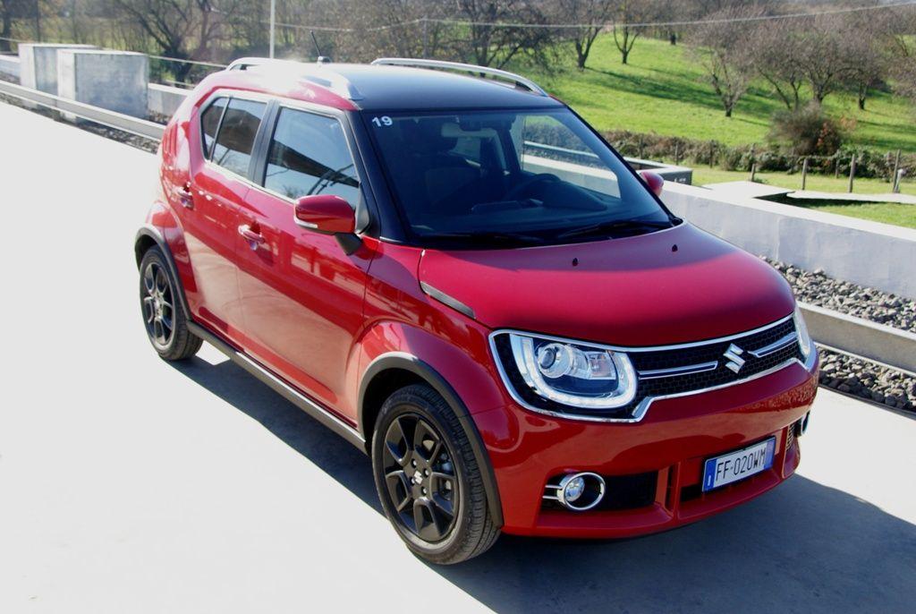 Suzuki Ignis 1 2 Dualjet Shvs Allgrip Vehiculos Autos