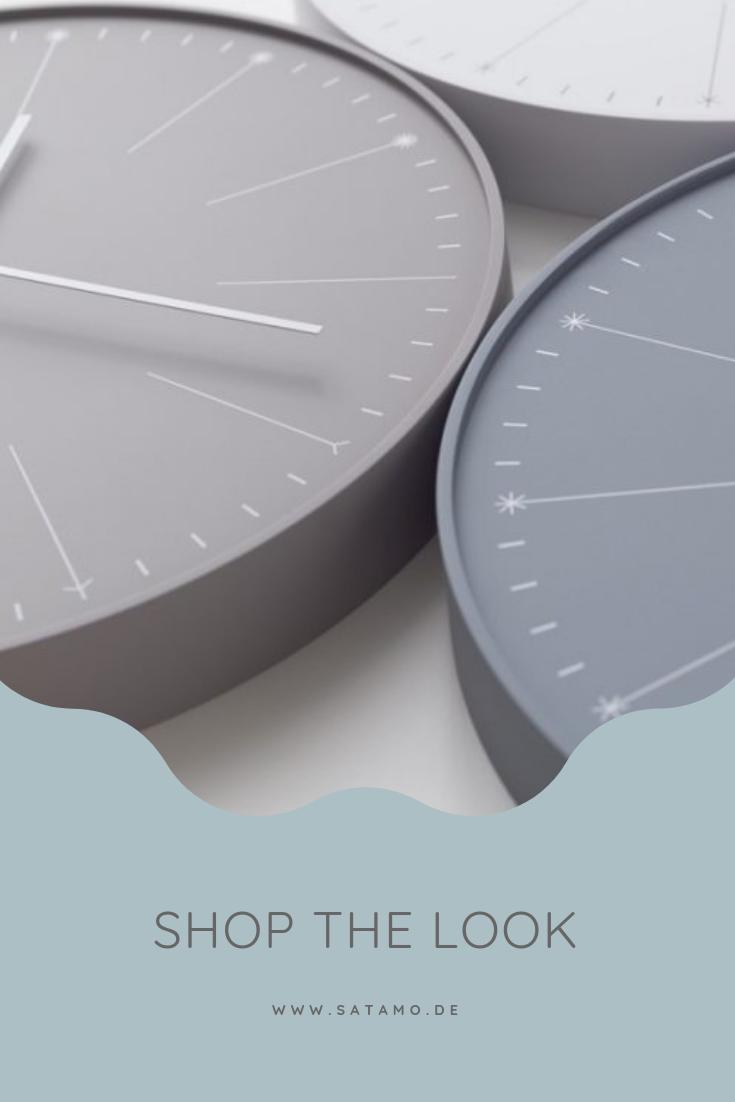 Moderne Wanduhren Im Modernen Design Online Kaufen