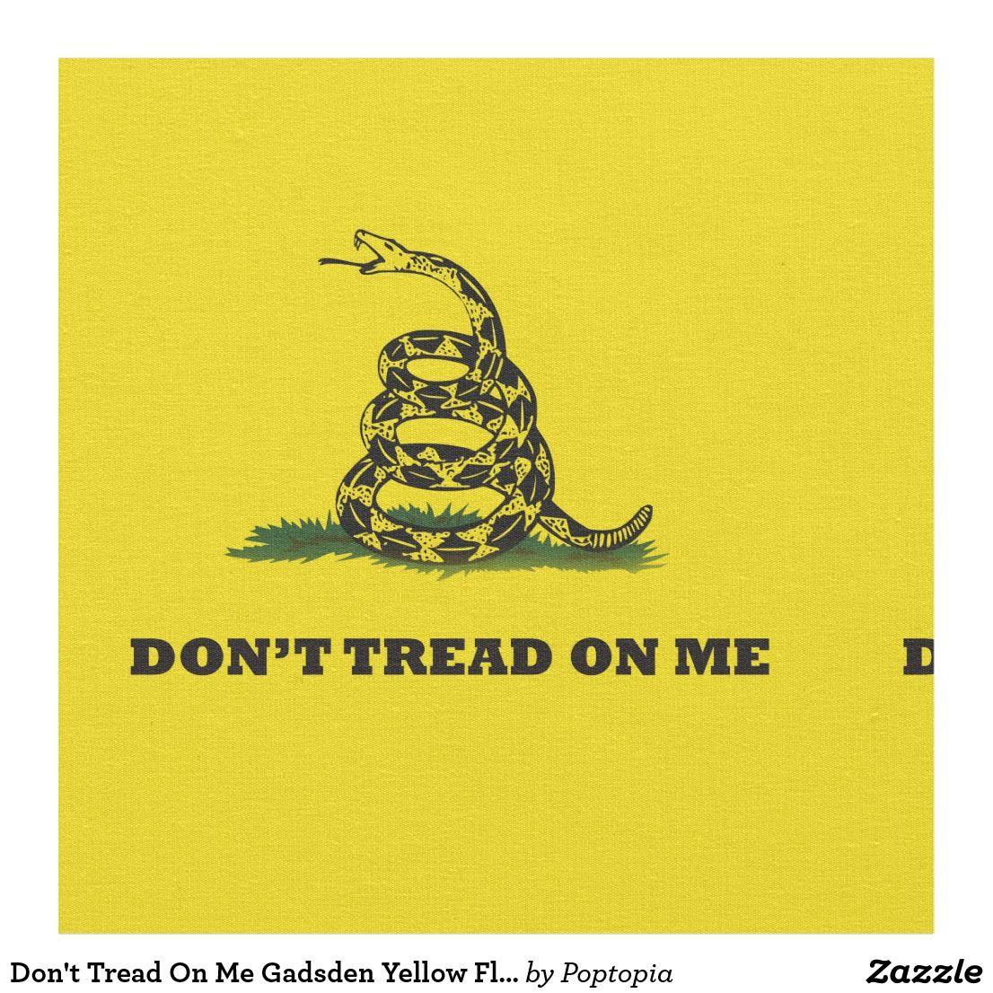 Gadsden Flag Don T Tread On Me Patch Dont Tread On Me Gadsden Flag Small Flags