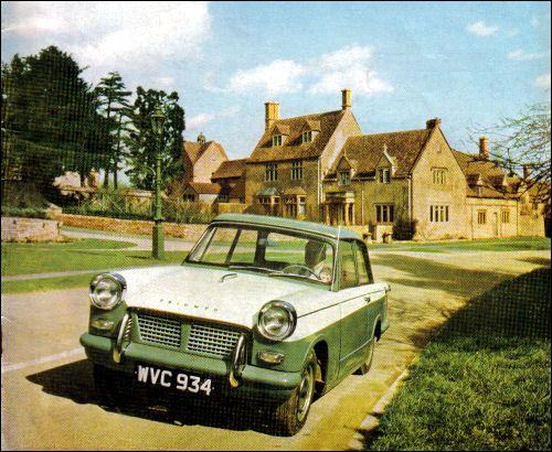 Triumph 1959