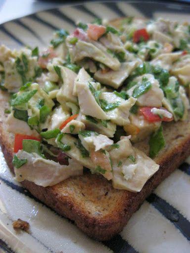 Fresh and Light Chicken Salad Recipe on Yummly