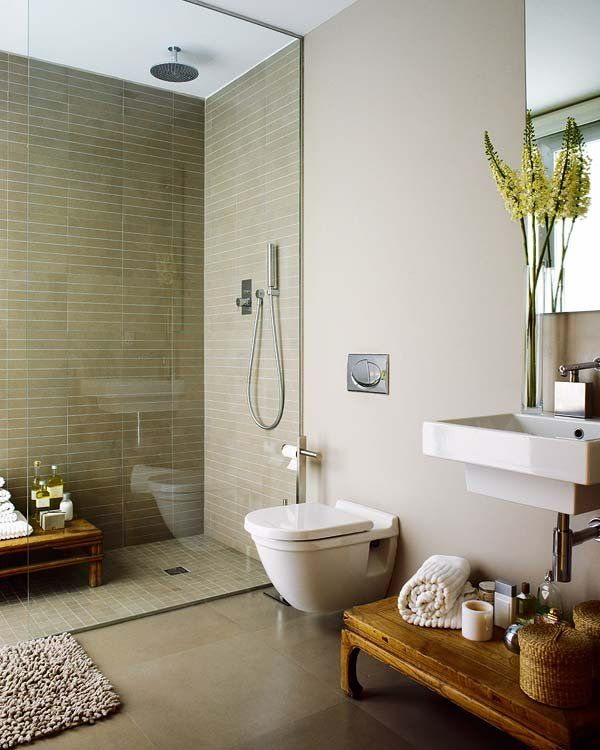 Duchas de obra con estilo, ¡diseño a medida! | Baños | Bathroom ...