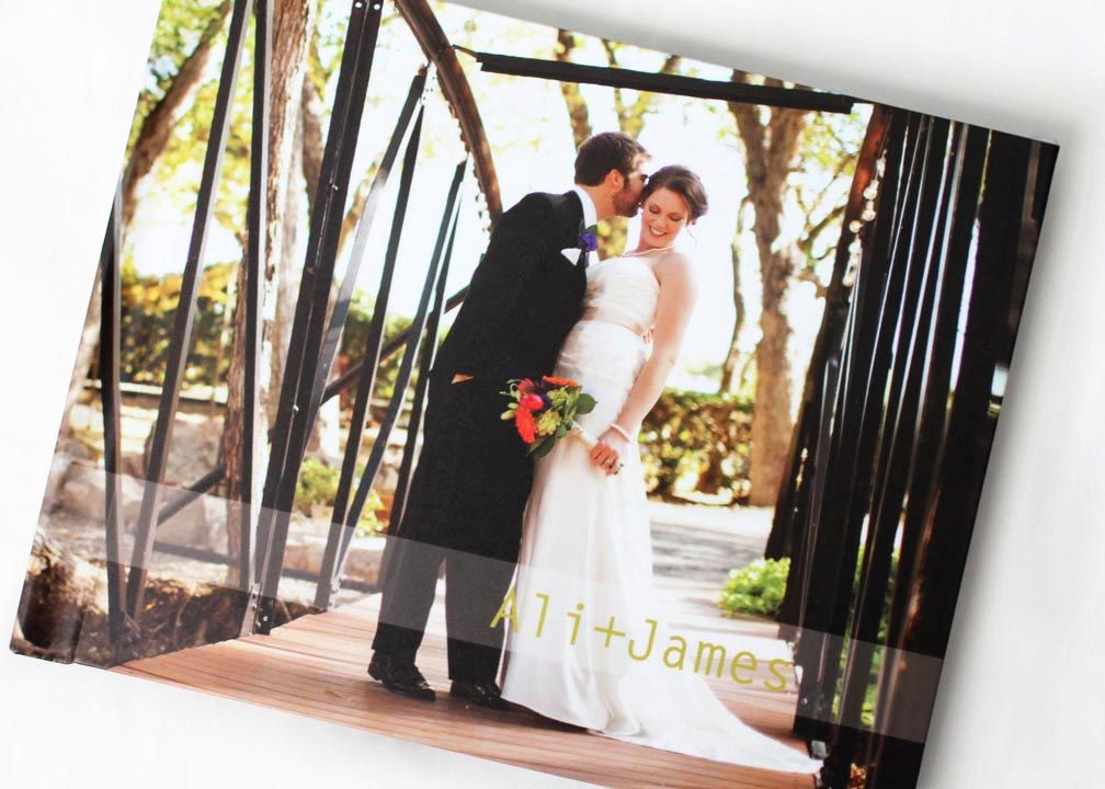 The Photo Cover Wedding Album Is A Style That Offers Wealth Of Design Options