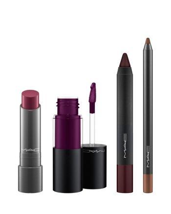 m·a·c lip kit  lip kit  beginner makeup kit cosmetic