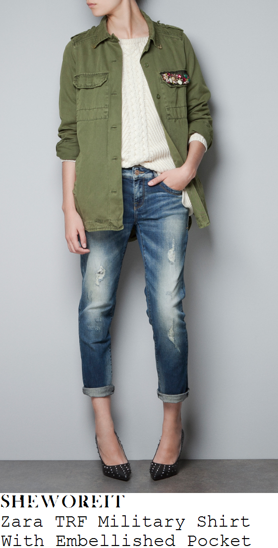 zara army green jacket - Google Search | Weekend Style | Pinterest