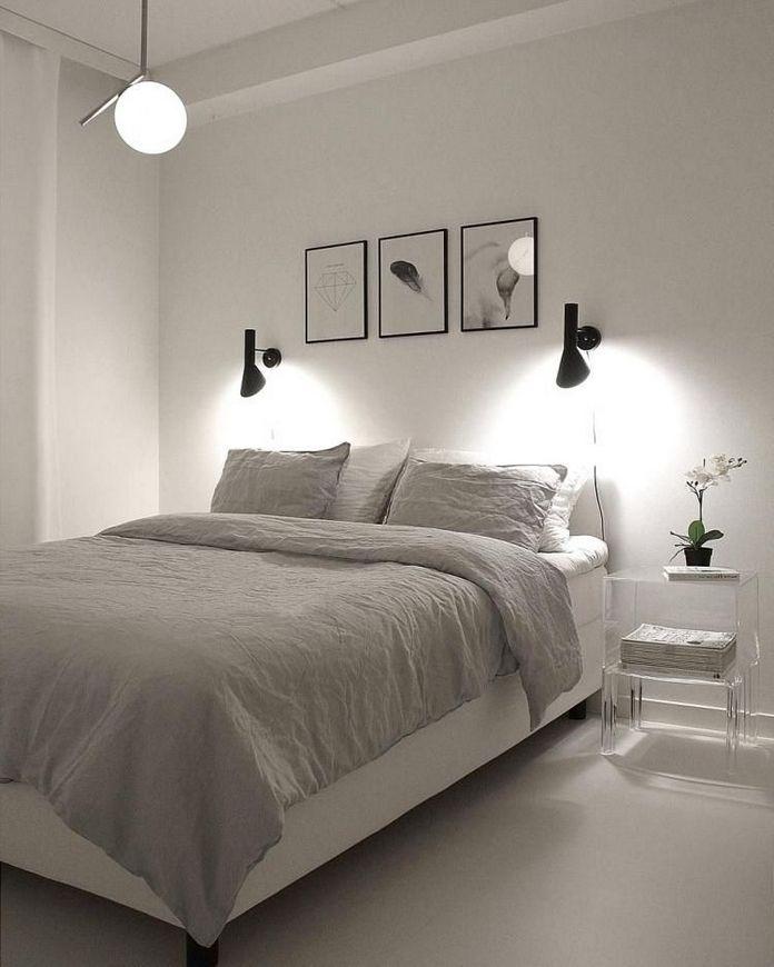 ️ 100 Top Popular Cozy Minimalist Bedroom Decorating Ideas