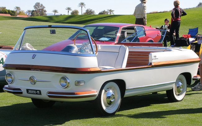 1956 Fiat Multipla Marinella By Carrozzeria Fissore With Images