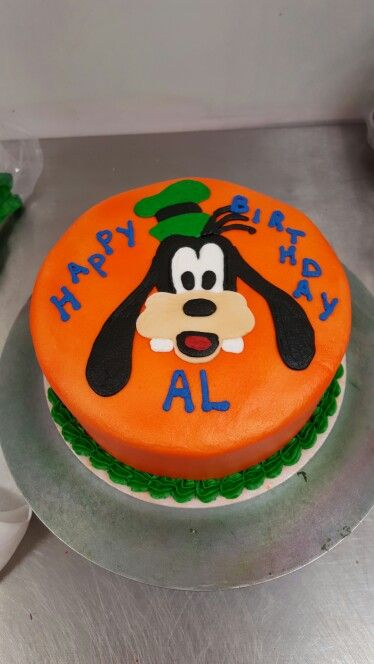 Miraculous Goofy Cake With Images Goofy Cake Boy Birthday Cake Cartoon Cake Funny Birthday Cards Online Barepcheapnameinfo