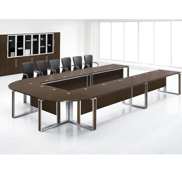 2016 Top Design Melamine Pannel Luxury Meeting Desk U Shaped Conference Room Table Meeting Room Design Office Conference Table Design Conference Room Design