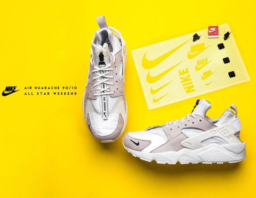 $230 Nike Huarache Run All Star size 9 FREE SHIPPING #nike ...