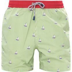 Mc Alson Schwimm-Shorts Herren, Mikrofaser, grün Mc AlsonMc Alson #outfitswithshorts