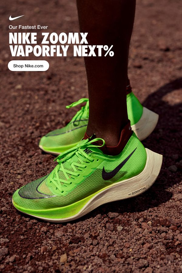 Greater Responsiveness Insanely Strong Crazy Lightweight The Fastest Shoe We Ve Ever Made The Nike Zoomx Vap Sneakers Men Fashion Nike Running Clothes Nike