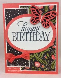 The Stamp Camp | Glenda Calkins Stampin Up! Demonstrator - Part 21