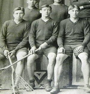 Jim Thorpe Headdress Circa 1910 Oversized Carlisle Indian School