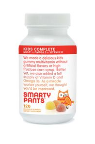 SmartyPants for Kids - gummy vitamins - these are by far the best