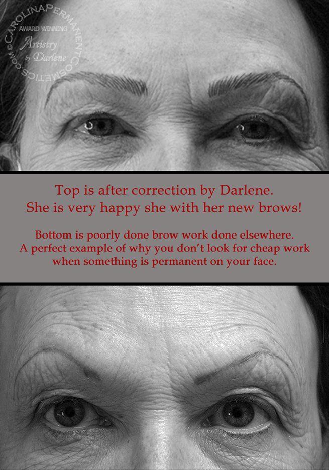 Pin on Permanent / Semi Permanent Hair Stroke Eyebrows