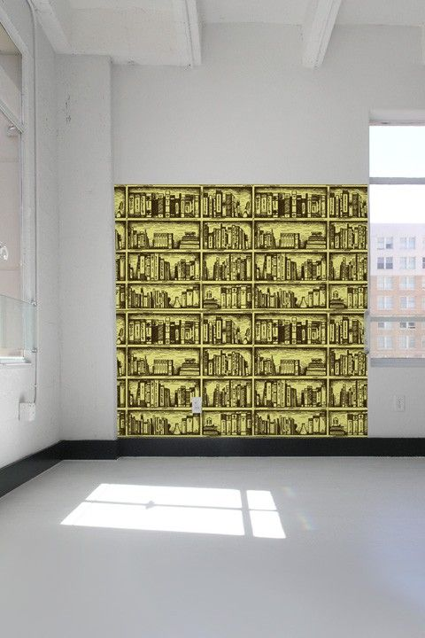 Academia Pattern Wall Tiles Books Glorious Books