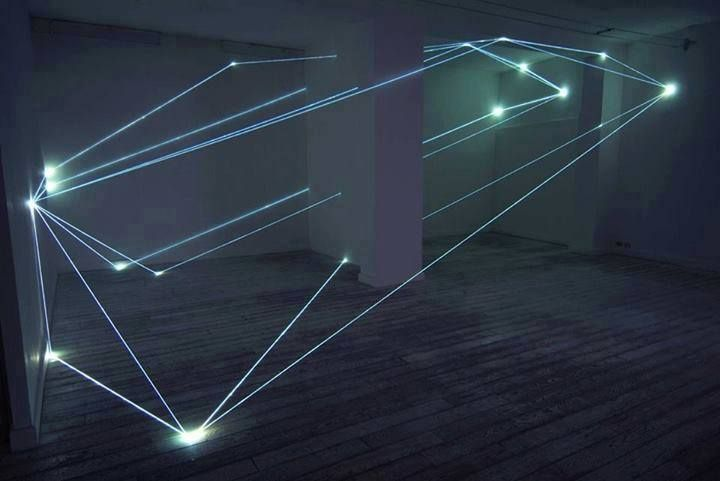 Carlo Bernardini Installation