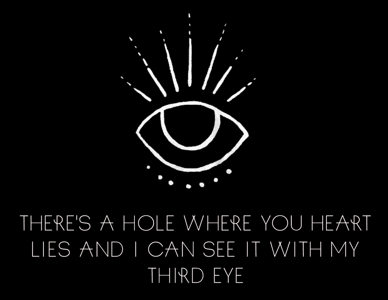 Florence And The Machine Third Eye Third Eye Tatuajes