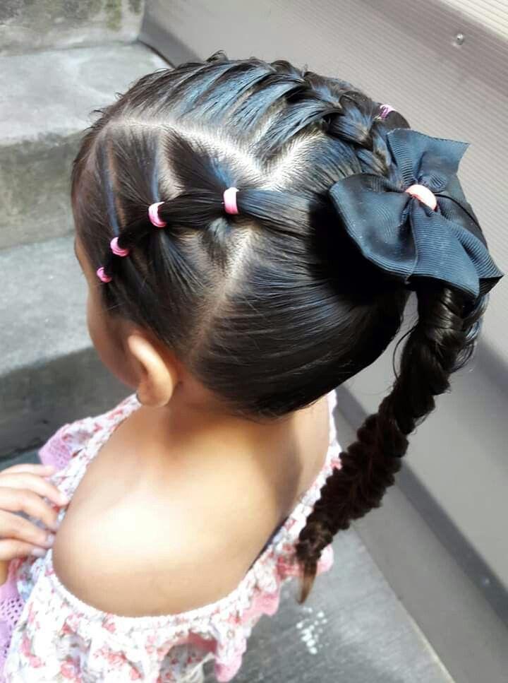 Pin By Lani Jean On Genesis Hair Ideas Baby Hairstyles Hair Styles Baby Girl Hairstyles