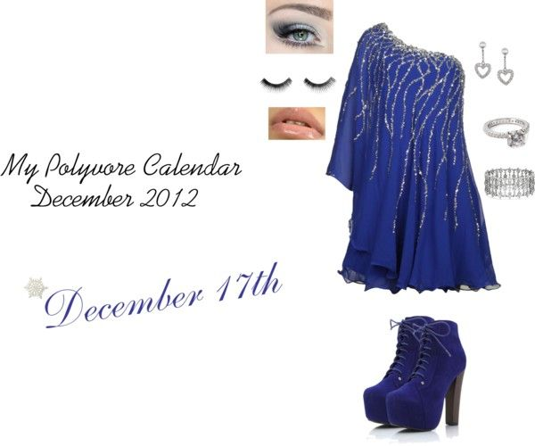 """My Polyvore Calendar-December 17th"" by violet1998 on Polyvore"