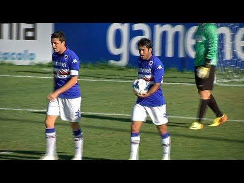 Sampdoria - Santhià 6-1