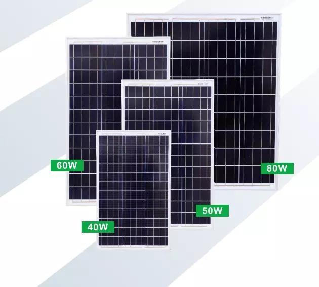Portable System Use 20w 18v Polycrystalline Solar Panel Buy Green Energy Solar Cells Solar Panel High Convetion Panel Solar Street Light Use Solar P