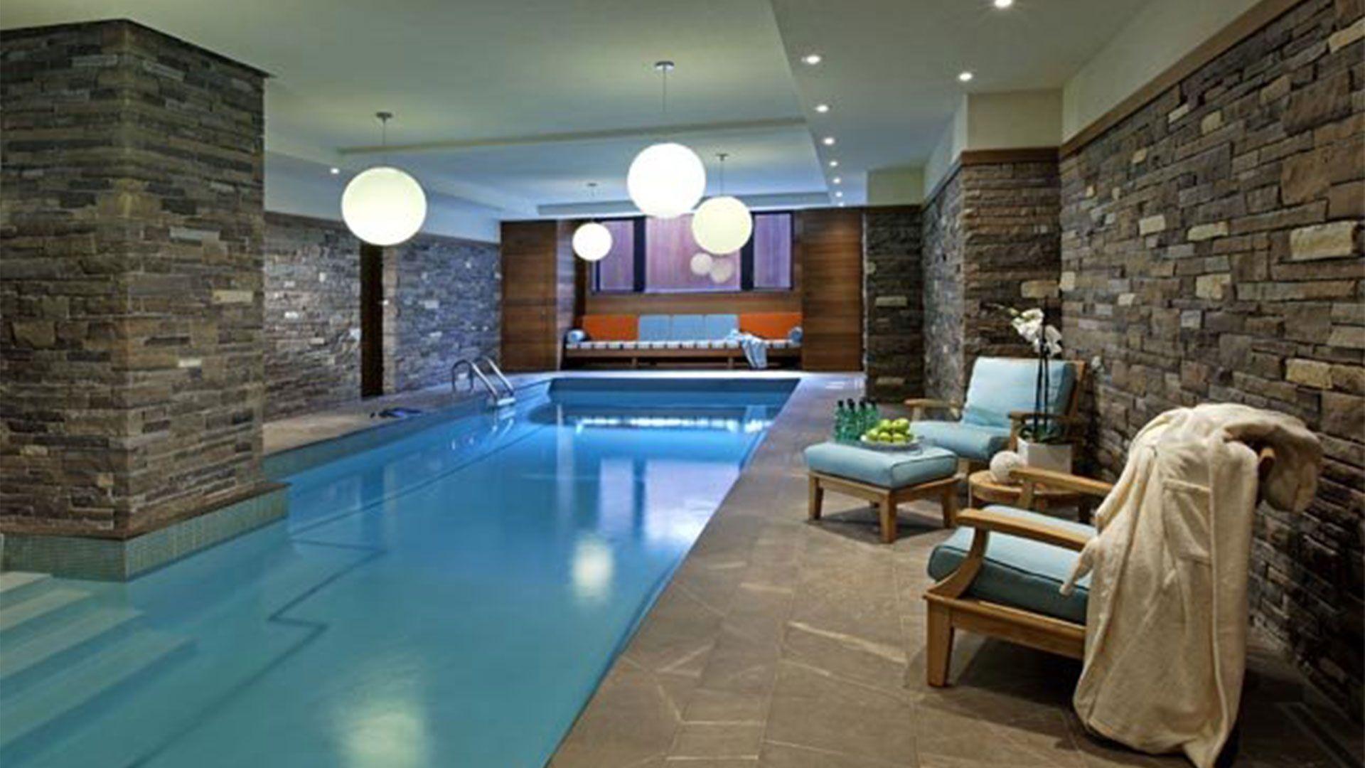 Swiming Pools Furniture Glamorous With Inground Swimming Pool